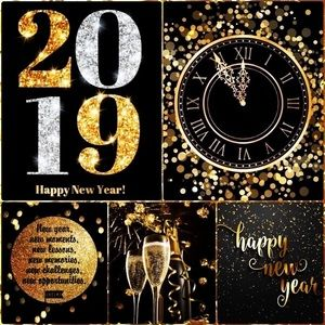 Other - Happy New Year!! Cheers to 2019 🥂🍾🥂🍾